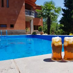 Отель Palma бассейн фото 2