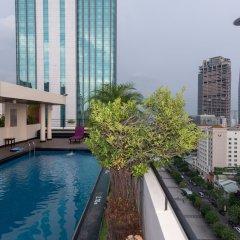 Palace Hotel Saigon балкон