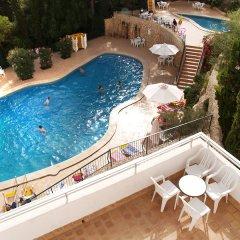 Отель Apartamentos Vista Club бассейн фото 3