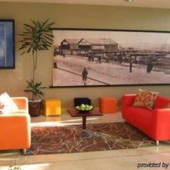 Park Inn by Radisson Nice Airport Hotel интерьер отеля