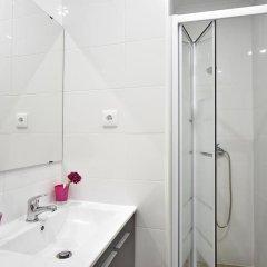 Train Lisbon Hostel ванная