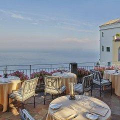 Belmond Hotel Caruso Равелло питание фото 2