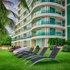 Отель Paradise Ocean View Бангламунг бассейн