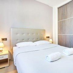 Отель Бунгало Espanhouse Oasis Beach 101 Ориуэла комната для гостей фото 3