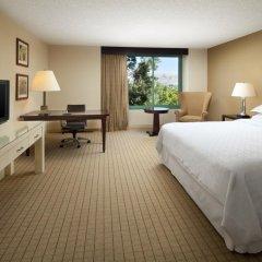 Sheraton San Jose Hotel удобства в номере