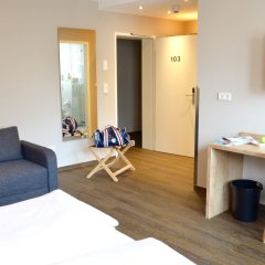 Отель FIVE Германия, Нюрнберг - отзывы, цены и фото номеров - забронировать отель FIVE онлайн комната для гостей