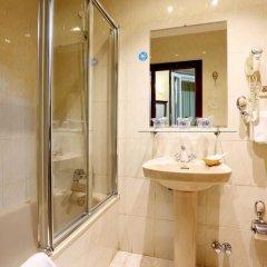 Отель Hostal Macarena ванная фото 2
