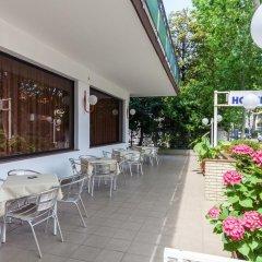 Hotel Giordo Римини бассейн