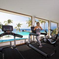 Отель Reethi Faru Resort фитнесс-зал фото 4