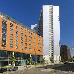 Отель Courtyard by Marriott Berlin City Center парковка