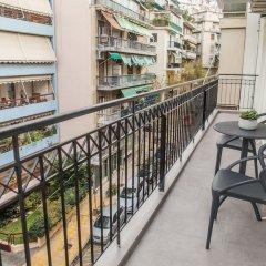 Отель Olympus Residence Афины балкон