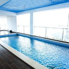 Отель Euro Star Hotel Вьетнам, Нячанг - отзывы, цены и фото номеров - забронировать отель Euro Star Hotel онлайн бассейн фото 2