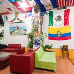 Отель Hostal Amigo Suites Мехико детские мероприятия фото 2