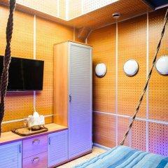 Гостиница Baccara в Челябинске 5 отзывов об отеле, цены и фото номеров - забронировать гостиницу Baccara онлайн Челябинск ванная фото 2
