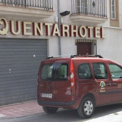 Hotel Quentar городской автобус