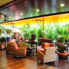 Отель Pasadena Lodge гостиничный бар