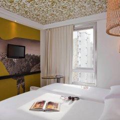 Отель Ibis Styles Paris Buttes Chaumont Париж комната для гостей фото 2