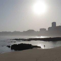 Отель Almirante Испания, Ла-Корунья - отзывы, цены и фото номеров - забронировать отель Almirante онлайн пляж фото 2