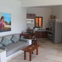Отель Casa Sandbar Мексика, Сиуатанехо - отзывы, цены и фото номеров - забронировать отель Casa Sandbar онлайн комната для гостей фото 3