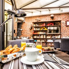 Отель Atelier Montparnasse Hôtel питание