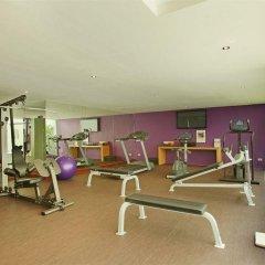 Отель Beach Republic, Koh Samui фитнесс-зал фото 2
