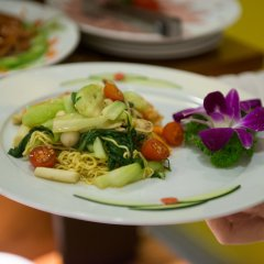 Отель Splendid Boutique Hotel Вьетнам, Ханой - 1 отзыв об отеле, цены и фото номеров - забронировать отель Splendid Boutique Hotel онлайн питание фото 2