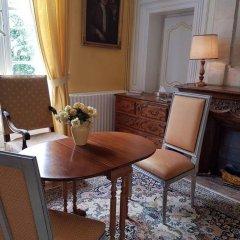 Отель Château de Beaulieu Франция, Сомюр - отзывы, цены и фото номеров - забронировать отель Château de Beaulieu онлайн комната для гостей фото 2