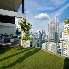 Отель 188 Serviced Suites & Shortstay Apartments Малайзия, Куала-Лумпур - отзывы, цены и фото номеров - забронировать отель 188 Serviced Suites & Shortstay Apartments онлайн фото 5