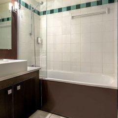 Отель Citadines Republique Paris ванная фото 2