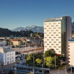 Austria Trend Hotel Europa Salzburg Зальцбург фото 2