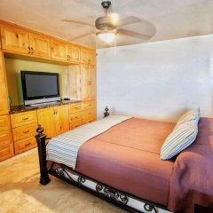 Отель Casa Cathleen Мексика, Педрегал - отзывы, цены и фото номеров - забронировать отель Casa Cathleen онлайн комната для гостей фото 2