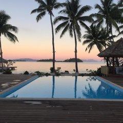 Отель Royal Bora Bora Французская Полинезия, Бора-Бора - отзывы, цены и фото номеров - забронировать отель Royal Bora Bora онлайн бассейн фото 2