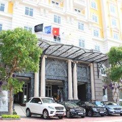 Hotel Royal Hoi An - MGallery by Sofitel парковка