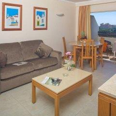 Отель Interpass Vau Hotel Apartamentos Португалия, Портимао - отзывы, цены и фото номеров - забронировать отель Interpass Vau Hotel Apartamentos онлайн комната для гостей фото 2