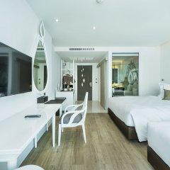 Отель Anajak Bangkok Hotel Таиланд, Бангкок - 3 отзыва об отеле, цены и фото номеров - забронировать отель Anajak Bangkok Hotel онлайн комната для гостей фото 3
