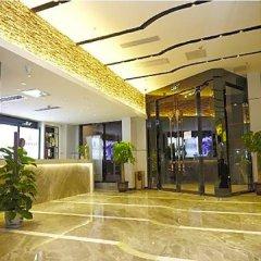 Lavande Hotel Jian Train Station Branch интерьер отеля фото 3