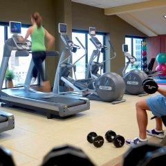 Отель Embassy Suites Fort Worth - Downtown фитнесс-зал