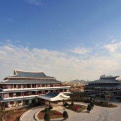 Отель Xiamen Aqua Resort балкон