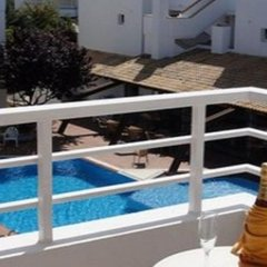 Отель Aparthotel Flora Испания, Полленса - 1 отзыв об отеле, цены и фото номеров - забронировать отель Aparthotel Flora онлайн балкон