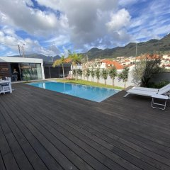 Апартаменты Studio in Machico, With Private Pool and Wifi - 300 m From the Beach Машику фото 5