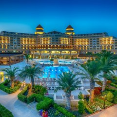 Отель Kirman Sidemarin Beach & Spa - All Inclusive фото 5