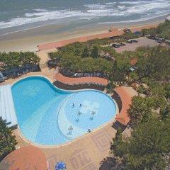 Отель Cap Saint Jacques пляж