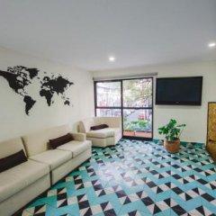 Hostal Hidalgo - Hostel комната для гостей фото 5