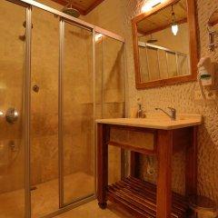 Nostalji Cave Suit Hotel Турция, Гёреме - 1 отзыв об отеле, цены и фото номеров - забронировать отель Nostalji Cave Suit Hotel онлайн ванная фото 2
