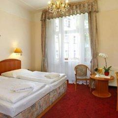 Отель Danubius Health Spa Resort Hvězda-Imperial-Neapol комната для гостей фото 7