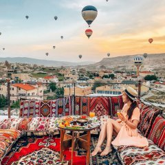 Ottoman Cave Suites Турция, Гёреме - отзывы, цены и фото номеров - забронировать отель Ottoman Cave Suites онлайн пляж фото 2