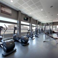 Отель Eurostars Grand Marina фитнесс-зал