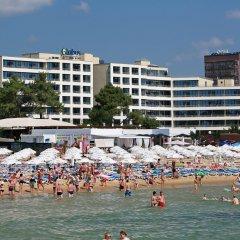 Отель Globus - Half Board Болгария, Солнечный берег - отзывы, цены и фото номеров - забронировать отель Globus - Half Board онлайн пляж