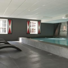 Отель Inntel Hotels Amsterdam Zaandam Нидерланды, Занстад - отзывы, цены и фото номеров - забронировать отель Inntel Hotels Amsterdam Zaandam онлайн бассейн фото 2