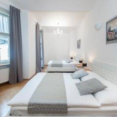 Апартаменты Slovansky Dum Boutique Apartments Прага комната для гостей